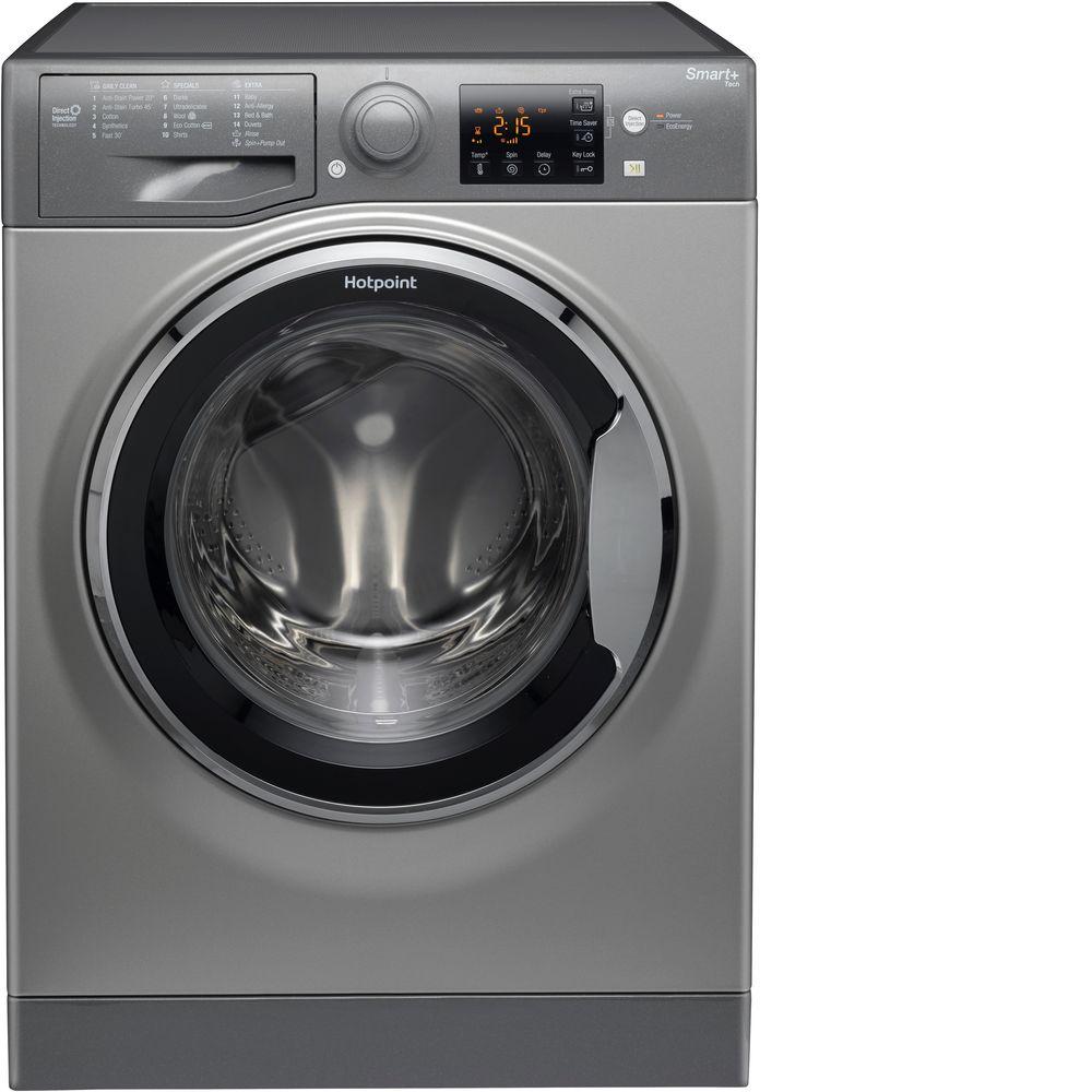 9530ba9582dd HOTPOINT 9KG WASHING MACHINE RSG964JGX | Bath Domestic Appliances Ltd